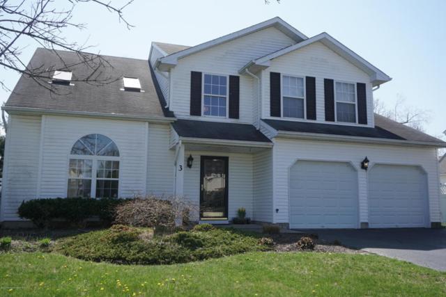 3 Silverbrooke Circle, Howell, NJ 07731 (MLS #21714037) :: The Dekanski Home Selling Team