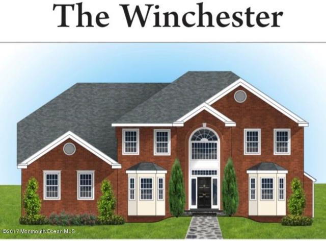 2 Hillcrest Road, Morganville, NJ 07751 (MLS #21714047) :: The Dekanski Home Selling Team