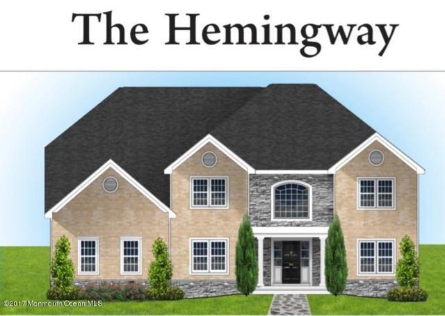 4 Hillcrest Road, Morganville, NJ 07751 (MLS #21714052) :: The Dekanski Home Selling Team