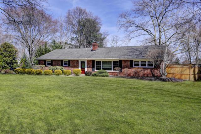 153 Iler Drive, Middletown, NJ 07748 (MLS #21714163) :: The Dekanski Home Selling Team