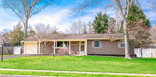 1121 Ruby Drive, Toms River, NJ 08753 (MLS #21714216) :: The Dekanski Home Selling Team