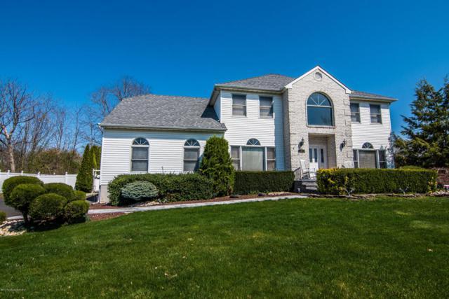 72 Tricentennial Drive, Freehold, NJ 07728 (MLS #21714273) :: The Dekanski Home Selling Team