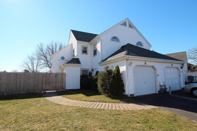 2 Lazarus Drive, Freehold, NJ 07728 (MLS #21714291) :: The Dekanski Home Selling Team