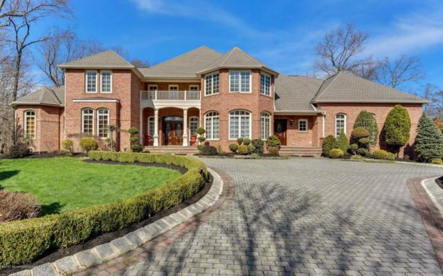 8 Lucas Lane, Millstone, NJ 07726 (MLS #21714424) :: The Dekanski Home Selling Team
