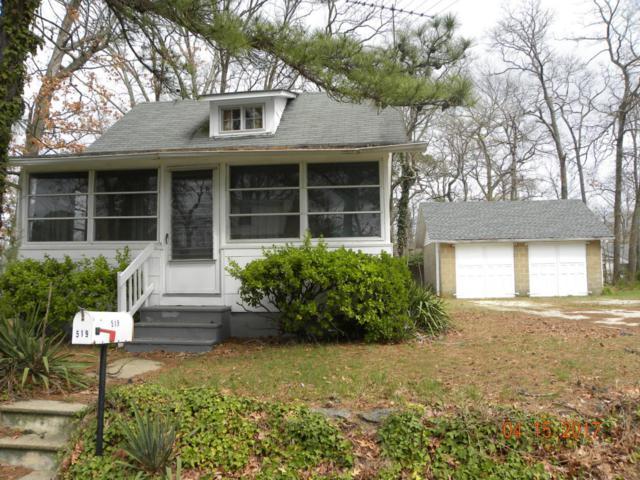 519 Barber Avenue, Brick, NJ 08723 (MLS #21714463) :: The Dekanski Home Selling Team