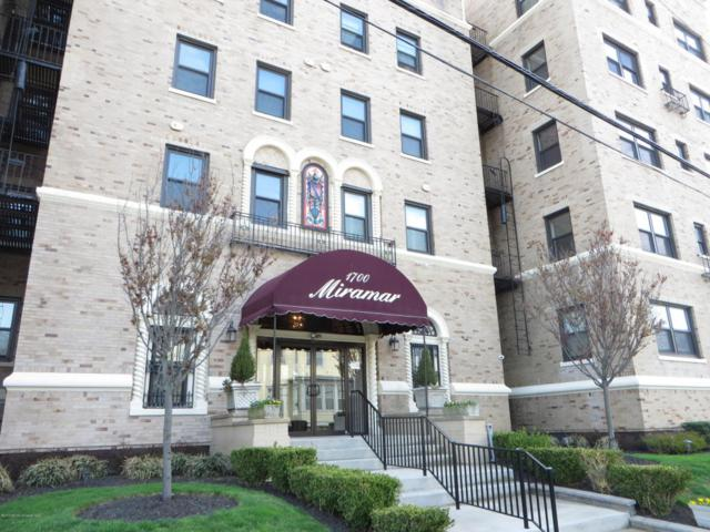 1700 Webb Street 2B, Asbury Park, NJ 07712 (MLS #21714510) :: The Dekanski Home Selling Team