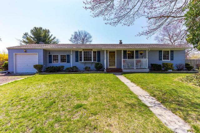 22 Carol Lane, Howell, NJ 07731 (MLS #21714537) :: The Dekanski Home Selling Team