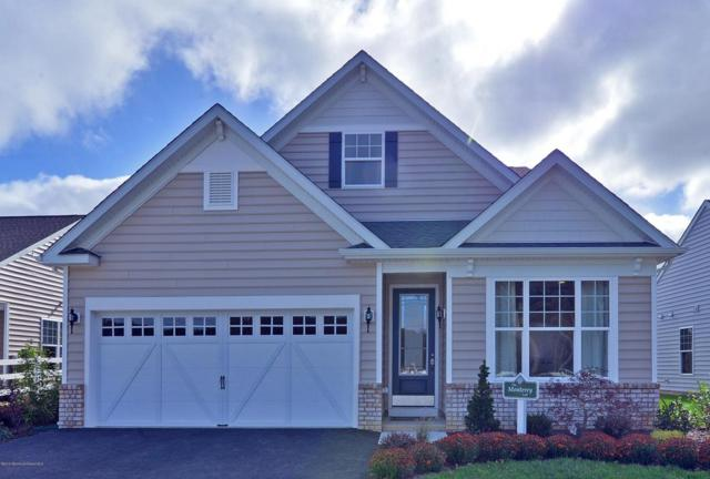 8 New Construction Street, Howell, NJ 07731 (MLS #21714557) :: The Dekanski Home Selling Team