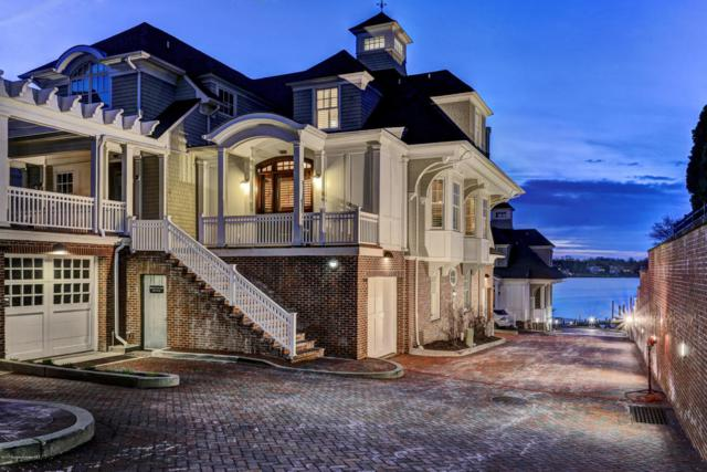 78 W Front Street D, Red Bank, NJ 07701 (MLS #21714561) :: The Dekanski Home Selling Team