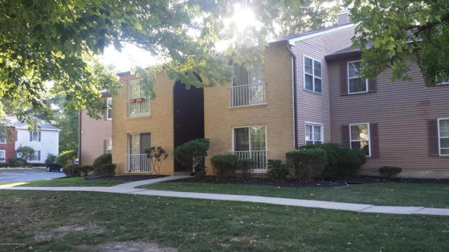 506 Harding Road #3, Freehold, NJ 07728 (MLS #21714684) :: The Dekanski Home Selling Team