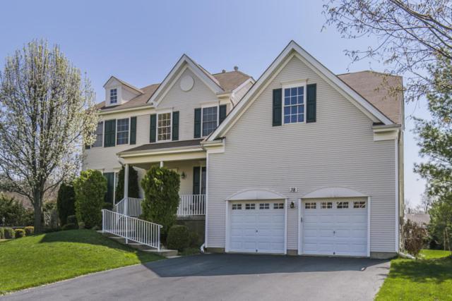 38 Yale Drive, Freehold, NJ 07728 (MLS #21714875) :: The Dekanski Home Selling Team