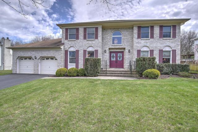43 Crest Drive, Englishtown, NJ 07726 (MLS #21714912) :: The Dekanski Home Selling Team