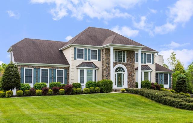 1 Alexis Drive, Farmingdale, NJ 07727 (MLS #21714943) :: The Dekanski Home Selling Team