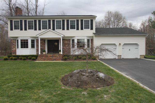 3 Washington Avenue, Morganville, NJ 07751 (MLS #21714971) :: The Dekanski Home Selling Team