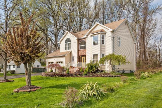 1624 Melville Street, Oakhurst, NJ 07755 (MLS #21715057) :: The Dekanski Home Selling Team
