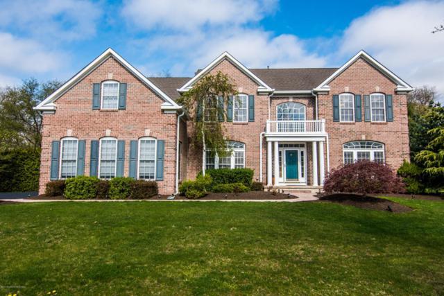 1603 Walton Way, Wall, NJ 07719 (MLS #21715180) :: The Dekanski Home Selling Team