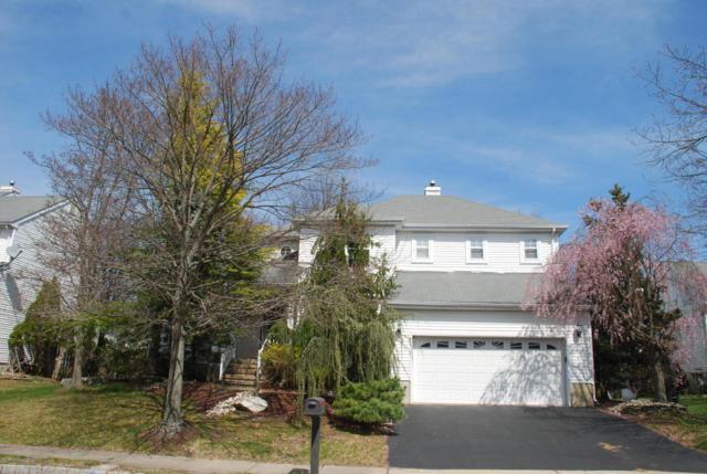 58 Enclosure Drive, Morganville, NJ 07751 (MLS #21715183) :: The Dekanski Home Selling Team