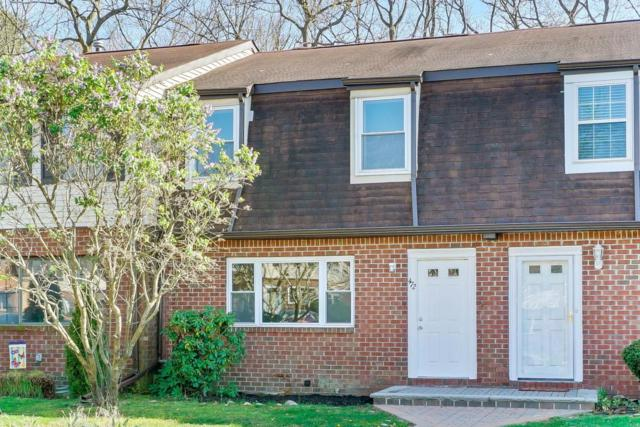 472 Rena Court F, Brick, NJ 08724 (MLS #21715204) :: The Dekanski Home Selling Team