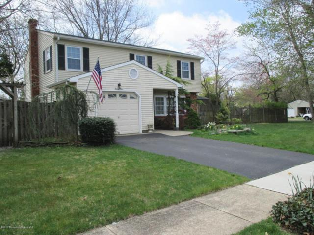 25 Orchard Court, Howell, NJ 07731 (MLS #21715218) :: The Dekanski Home Selling Team