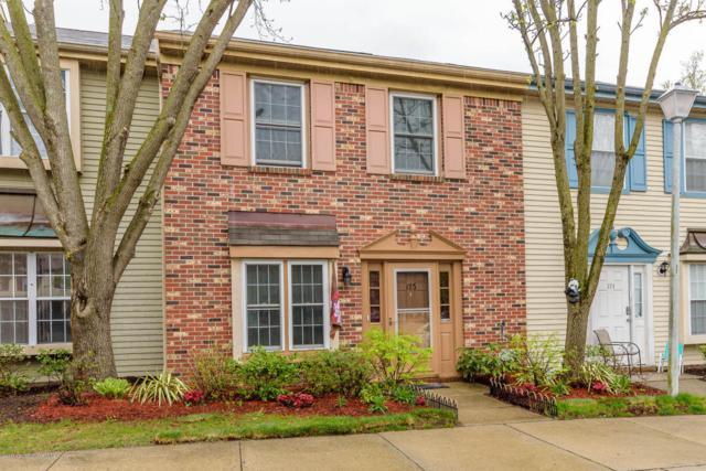 173 Lynn Court #1000, Lakewood, NJ 08701 (MLS #21715248) :: The Dekanski Home Selling Team