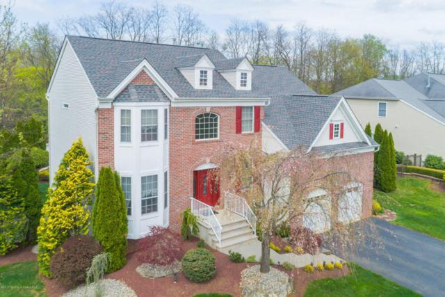 61 Harvard Oval, Freehold, NJ 07728 (MLS #21715253) :: The Dekanski Home Selling Team