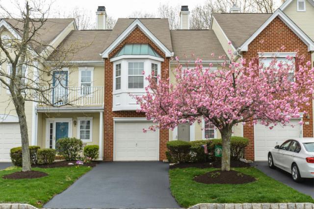 264 Daniele Drive #802, Ocean Twp, NJ 07712 (MLS #21715275) :: The Dekanski Home Selling Team