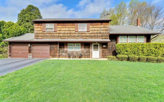 70 Church Road, Morganville, NJ 07751 (MLS #21715373) :: The Dekanski Home Selling Team
