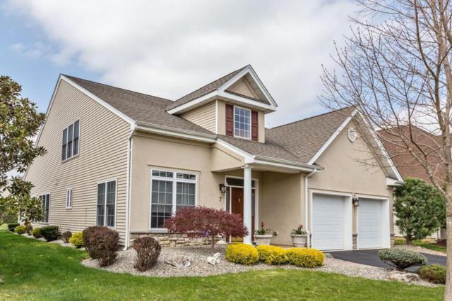 7 Crawford Road, Manalapan, NJ 07726 (MLS #21715396) :: The Dekanski Home Selling Team