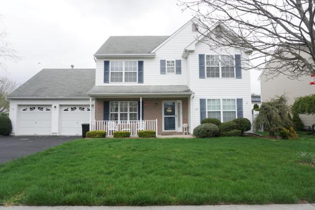 28 Gettysburg Drive, Howell, NJ 07731 (MLS #21715426) :: The Dekanski Home Selling Team