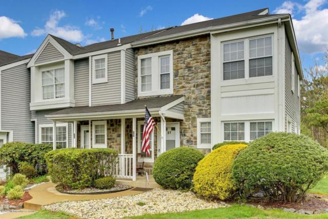27 Tack Court, Tinton Falls, NJ 07753 (MLS #21715588) :: The Dekanski Home Selling Team