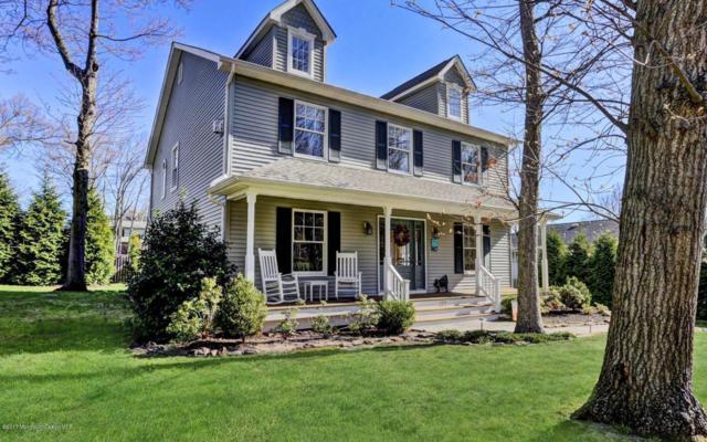 127 Mohawk Avenue, Middletown, NJ 07748 (MLS #21715655) :: The Dekanski Home Selling Team