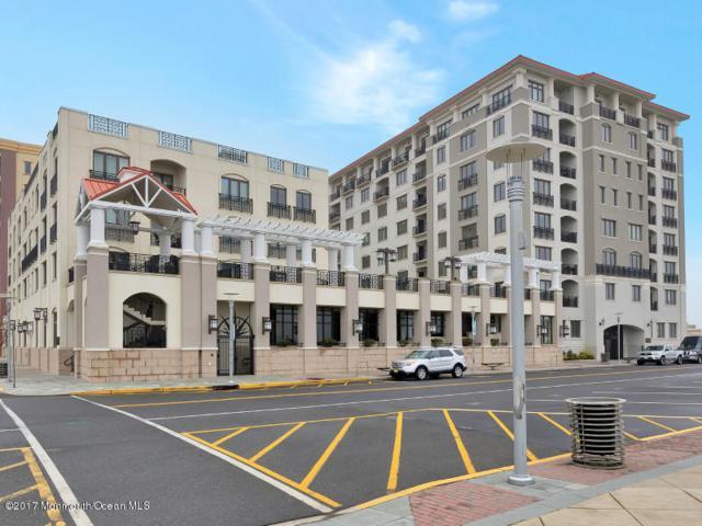 1501 Ocean Avenue #2609, Asbury Park, NJ 07712 (MLS #21715691) :: The Dekanski Home Selling Team