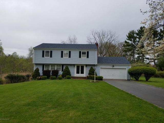 27 Mulberry Lane, Colts Neck, NJ 07722 (MLS #21715716) :: The Dekanski Home Selling Team