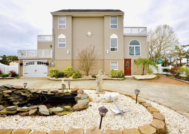 136 Marine Road, Waretown, NJ 08758 (MLS #21715771) :: The Dekanski Home Selling Team