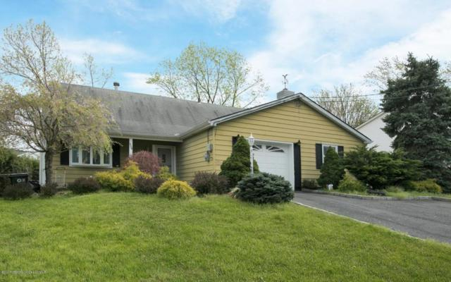 534 Line Road, Hazlet, NJ 07730 (MLS #21715780) :: The Dekanski Home Selling Team