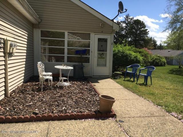 4 Petunia Drive 100C, Lakewood, NJ 08701 (MLS #21715783) :: The Dekanski Home Selling Team