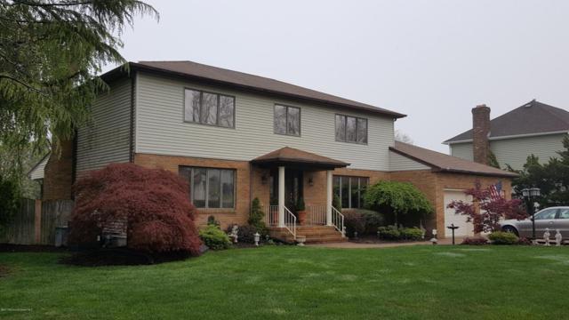 886 Derry Drive, Toms River, NJ 08753 (MLS #21715816) :: The Dekanski Home Selling Team