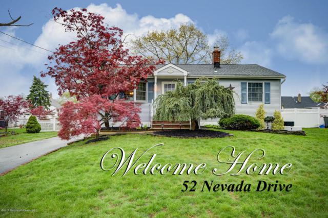 52 Nevada Drive, Hazlet, NJ 07730 (MLS #21715921) :: The Dekanski Home Selling Team