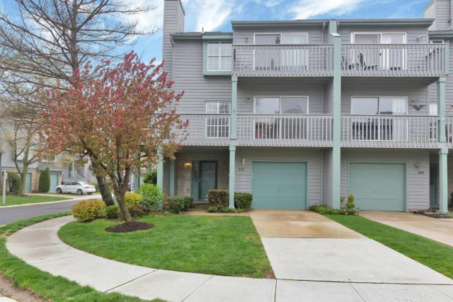 210 Schooner Circle, Neptune Township, NJ 07753 (MLS #21715938) :: The Dekanski Home Selling Team