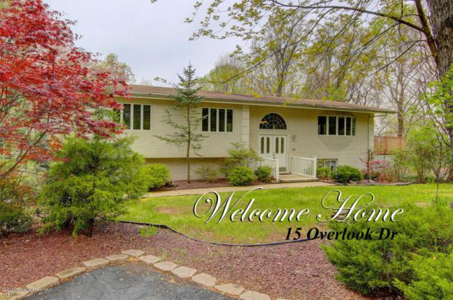 15 Overlook Drive, Holmdel, NJ 07733 (MLS #21716161) :: The Dekanski Home Selling Team