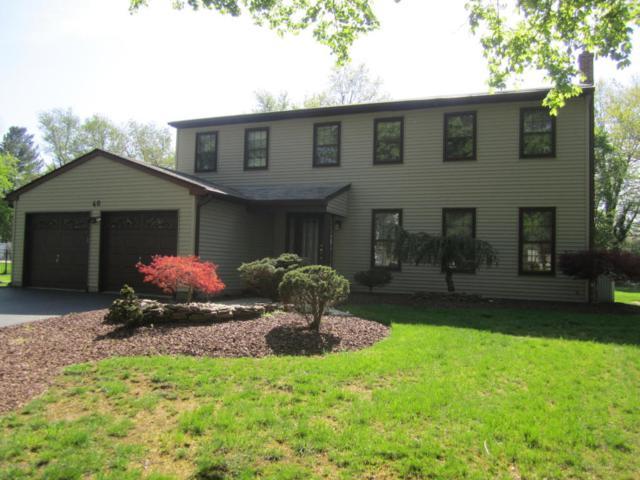 40 Georgian Bay Drive, Morganville, NJ 07751 (MLS #21716369) :: The Dekanski Home Selling Team
