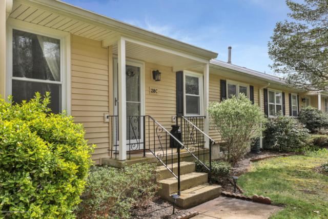 28 Mulberry Court C, Brielle, NJ 08730 (MLS #21716381) :: The Dekanski Home Selling Team