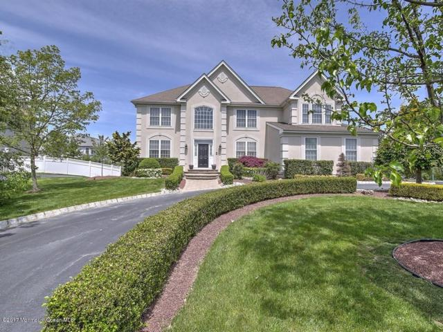 604 Luyster Place, Morganville, NJ 07751 (MLS #21716426) :: The Dekanski Home Selling Team