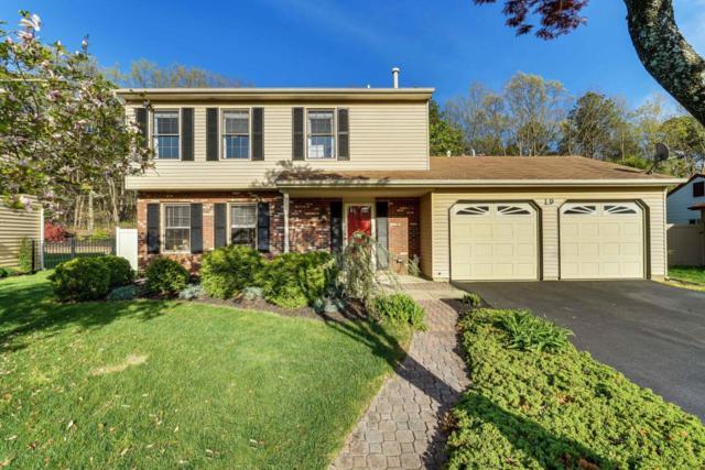 19 Timberline Drive, Howell, NJ 07731 (MLS #21716499) :: The Dekanski Home Selling Team