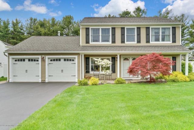 35 Hawthorne Avenue, Holmdel, NJ 07733 (MLS #21716553) :: The Dekanski Home Selling Team