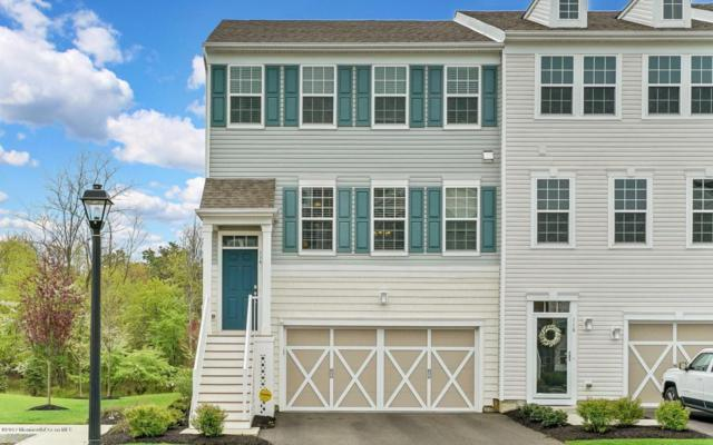 114 Beacon Lane #301, Eatontown, NJ 07724 (MLS #21716580) :: The Dekanski Home Selling Team