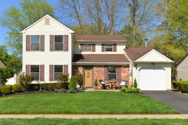 4 Admirals Row, Freehold, NJ 07728 (MLS #21716604) :: The Dekanski Home Selling Team