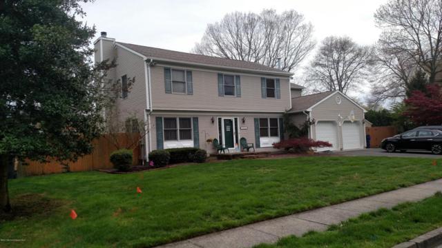 162 Harriot Drive, Brick, NJ 08724 (MLS #21716657) :: The Dekanski Home Selling Team