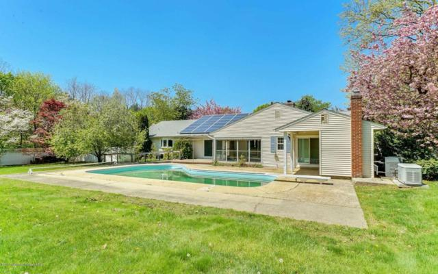174 Buttonwood Drive, Fair Haven, NJ 07704 (MLS #21716892) :: The Dekanski Home Selling Team