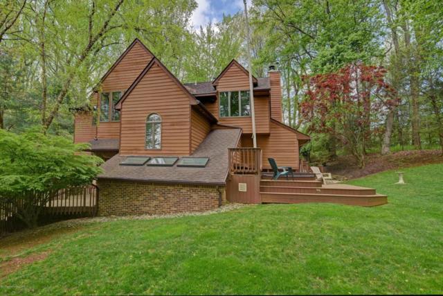 33 Ashley Drive, Holmdel, NJ 07733 (MLS #21716904) :: The Dekanski Home Selling Team